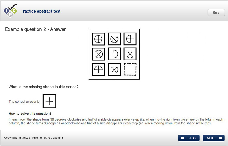 What to expect in your abstract aptitude test or abstract reasoning test