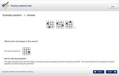 abstract reasoning test pdf with answers